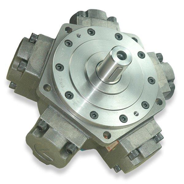 Intermot Hydraulic Radial Piston Motor NHM31-2500 NHM31-3000 NHM31-4000