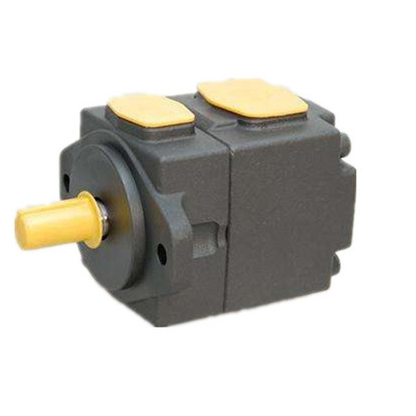 Low Noise Yuken PV2R Hydraulic Vane Pump Engine Oil Pump