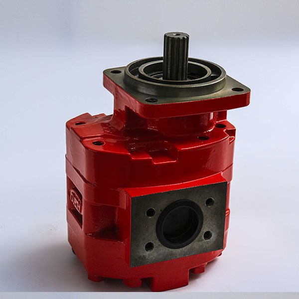 KZP4-2327 Kayaba Hydraulic Gear Pump For Excavator Forklift