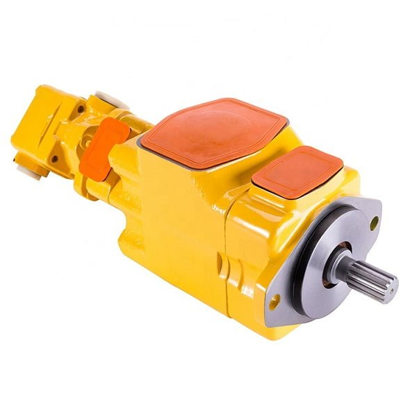 9T-1080 Triple Hydraulic Steering Pump for Cat Tractor D10N D10R