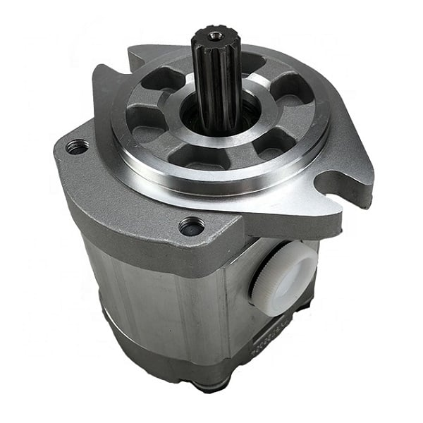 HPV145 HPV116 HPV102 Hydraulic Gear Pump For HITACHI (2)