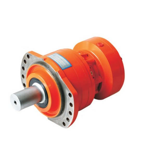 MS MSE Series Piston Radial Motor Replace Poclain