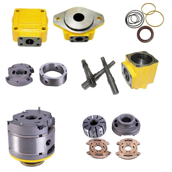 Shaft Cover Seal Kit Cartridge Kit for Hydraulic Vane Pump