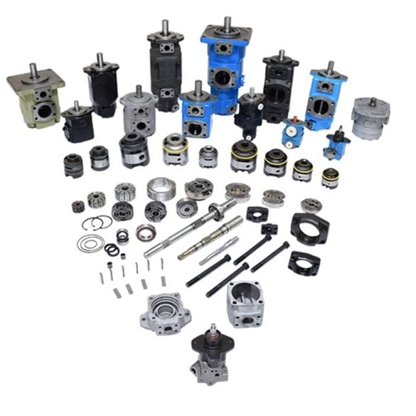 hydraulic parts 2