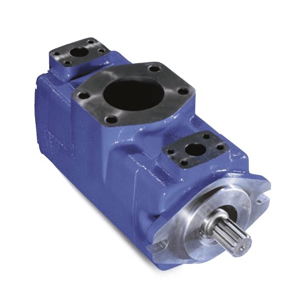 VMQ Series Fixed Displacement Vane Pump - Single Double Triple