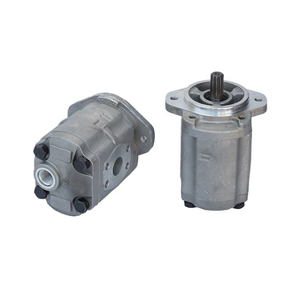 KYB KZP4 External Gear Pump for Forklift