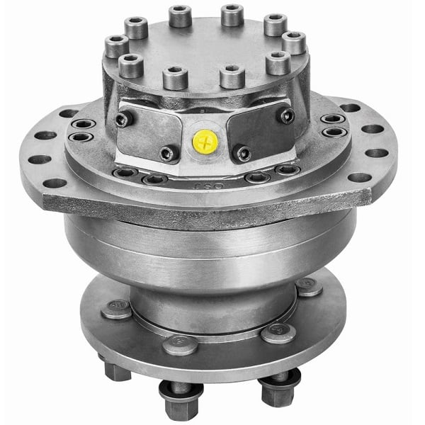 Poclain MS11 Low Speed Large Torque Radial Piston Motor
